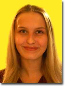 Lara Rasmussen Auszubildende ZMF
